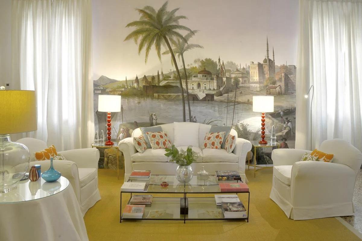 Holiday rental living