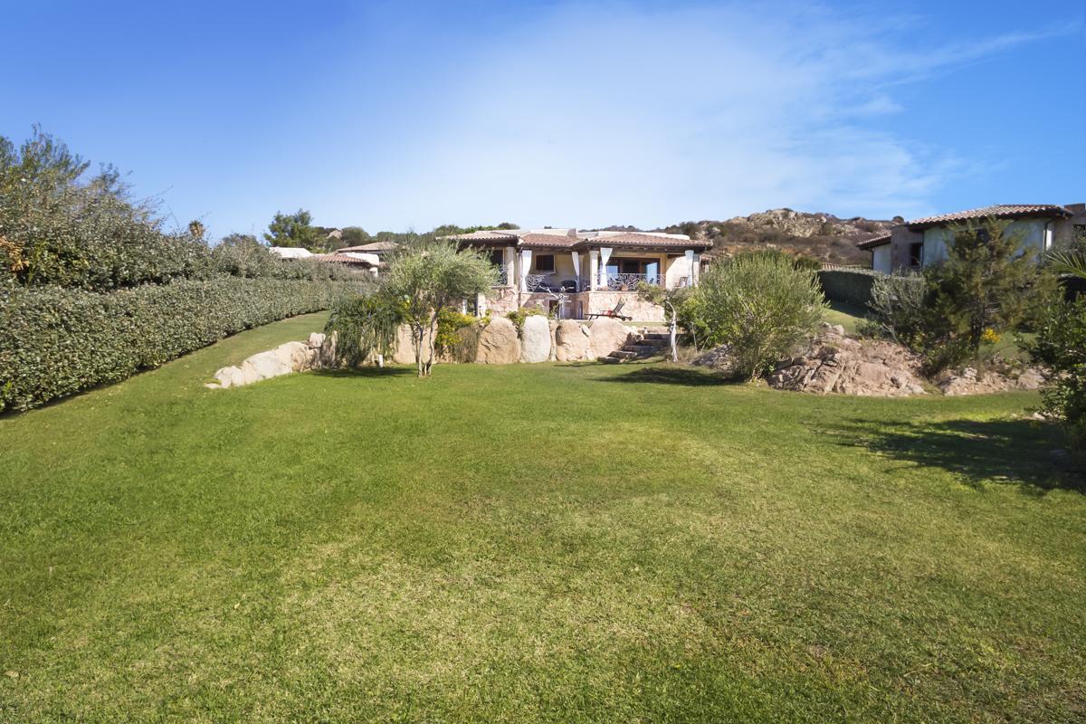 Garden Luxury Villa in Sardinia, near Cala Brandinchi Beach, Capo Coda Cavallo