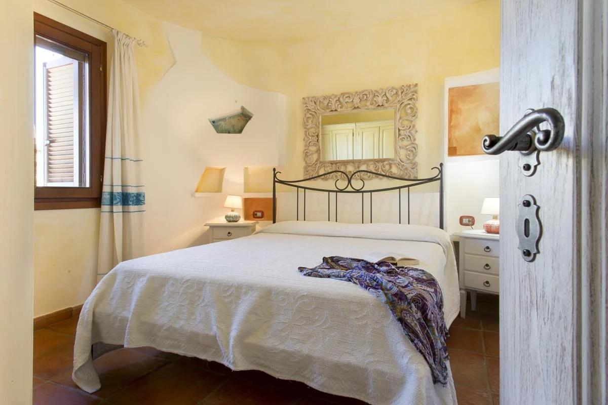 En-suite double bedroom Luxury villa near Porto Cervo, Costa Smeralda